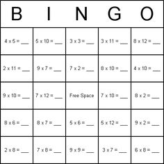 double digit multiplication bingo MATHEMATIC HISTORY Mathematics is one of many oldest sciences in human Multi Digit Multiplication, Multiplication Activities, Math Subtraction, Math Games, Maths, Numeracy, Math Activities, Math Bingo, Fun Math