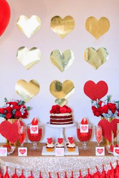 Little Big Company | The Blog: Valentine's Day Table by Perfectly Sweet