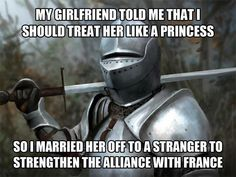 Kingdom Come: Deliverance and Mount & Blade be like...
