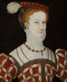 They say this is a portrait of Mary Queen of Scots Called 'Mary, Queen of Scots (1542–1587)' by British (English) School
