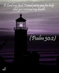 Psalm 30:2 nlt