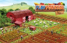 Rinso: Farm