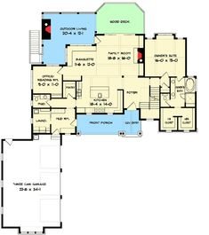amazing new home design plans home design house design home rh pinterest com