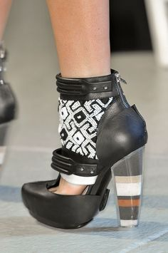 Rodarte fall 2012- i'm sorry to all those who keep pinning these, but they are F-UGLY!