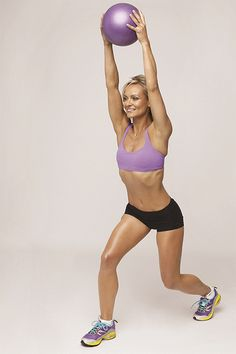 The Dance Workout That'll Get Your Abs Back in Just 8 Moves a Day