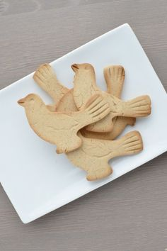 Gluten-free cut out cookies that are so simple, easy and delicious!