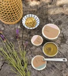 Make your own herbal salve. Skin-soothing salves are easy to make and treat an array of skin conditions.