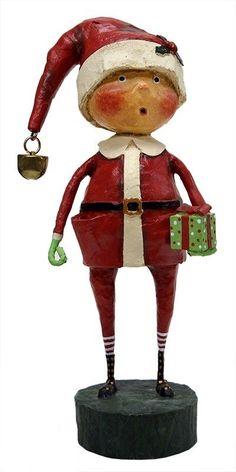 ESC Trading Lori Mitchell Christmas Playing Santa 23983 | eBay