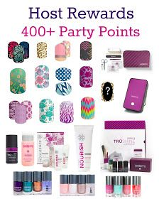 3 Reasons to be a Jamberry Hostess in January 2016!! Host Rewards ...