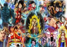 Metal Poster One Piece