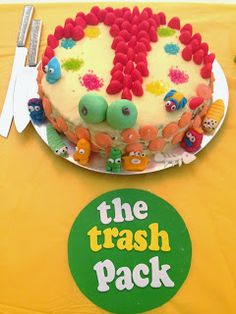 The Trash Pack Party