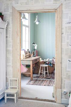 Parolan Asema: Vartiotuvan makuuhuoneen remontti osa 7: Viimeistelyä I Love the Mint Color!!!
