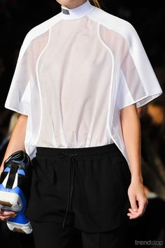 Alexander Wang Spring Summer 2015. Trendstop - trend analysis for fashion and creative professionals