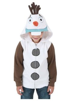 Frozen Olaf Hoodie C