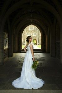by simply photography | bride | duke university