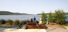 Gallery of Narrabeen Lagoon Multi-use Trail Stage 1 / ASPECT Studios - 1