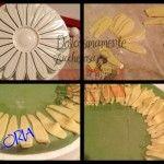 Torta coccinella in pasta di zucchero cake mini tutorial