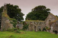 Ireland: County Limerick - New Church, Lough Gur by fainleog, via Flickr