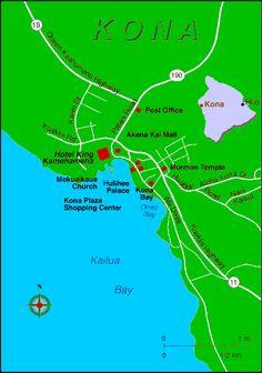 MAP - Kona