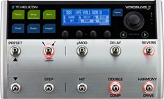TC Helicon VoiceLive3