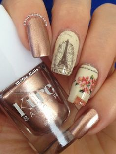 GioNails: Born Pretty Review with Or Rose - Kure Bazaar
