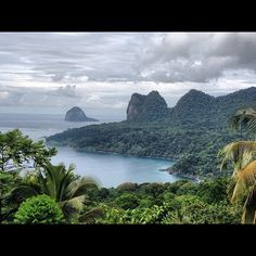 São Tomé e Príncipe, Central Africa