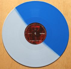 At The Gates – Slaughter Of The Soul (2014 FDR Repress) - Blue/Grey Split Vinyl - 12 Inch
