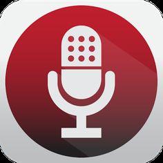 Grabdora de voz es una aplicación de grabación de voz de alta calidad. Spectrum Analyzer, Process Control, Voice Recorder, Lululemon Logo, Cover Art, The Voice, App, This Or That Questions, Places