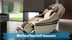 Comparatif des meilleurs fauteuils massants du marché.