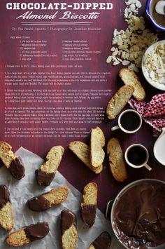Biscotti on Pinterest | Biscotti Recipe, Pistachios and Almonds