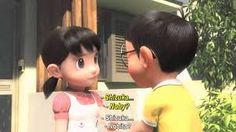 Image result for shizuka and nobita fb cover images