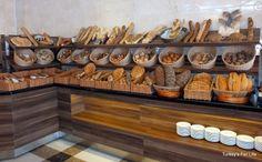 Turkish Bread At Letoonia, Fethiye, Turkey