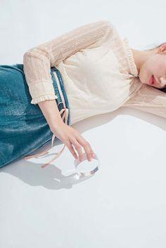 Velvet Dream Skirt (Mint) - misspatina.com