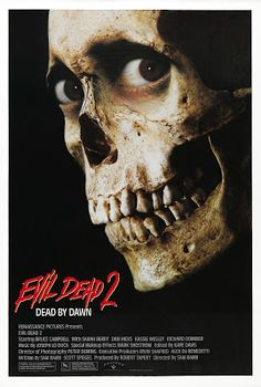 ONLY RECENSIONI TO PLAY WITH: La casa 2 di Sam Raimi (1987)