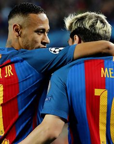 Barcelona vs Manchester City 4-0