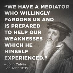 what did john calvin and martin luther have in common