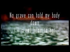 ▶ Work Song - Hozier (Lyrics) - YouTube. GO AND LISTEN TO THIS SONG RIGHT NOW, IF YOU HAVENT ALREADY DONE SO.