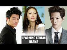 Upcoming New Korean Dramas in September & October 2016 - YouTube