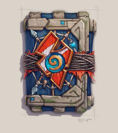 Troll's Booster, Mikita Kavalenka on ArtStation at https://www.artstation.com/artwork/6RKZr
