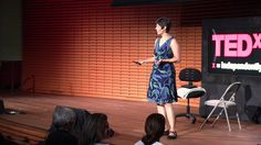 Find your primal posture and sit without back pain: Esther Gokhale at TE...