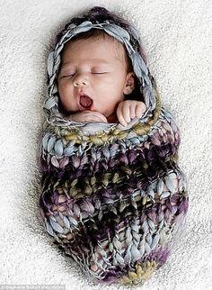 Cocoon Baby, Bebés, Ingenes