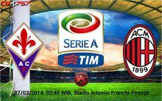 Diawali dari klub tuan rumah yakni Fiorentina yang saat ini sedang menduduki posisi ke-4 klasemen sementara Serie A dengan perolehan 51 poin dari hasil 29 pertandingan.