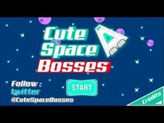 iOS platform indie mobile game called Cute Space Bosses - Binary Option Evolution
