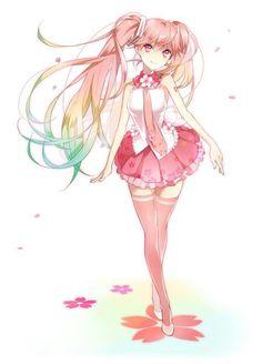 ☆ #AnimeTime ☆ Sakura Miku