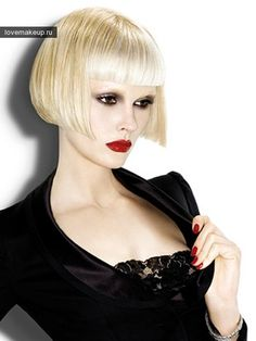 Подходящий макияж для блондинок