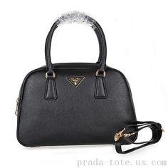 e6ba2a90b5 Fashion  Prada Saffiano Leather Boston Bag onnline sale