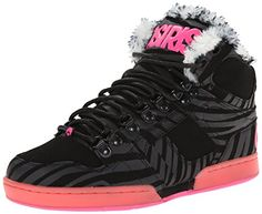 Sneakers Mode, High Top Sneakers, Womens Fashion Sneakers, Fashion Shoes, Osiris Shoes, Skater Style, Casual Boots, Shoe Shop, Skate Shoes