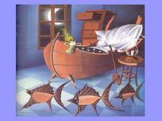 Cuento El Sueño de Dalí, que cuenta la aventura que le ocurrió al genial pintor al regresar de un largo viaje.