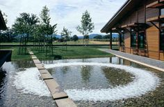 // Mcconnell Foundation by PWP Landscape Architecture. Photos courtesy PWP Landscape Architecture
