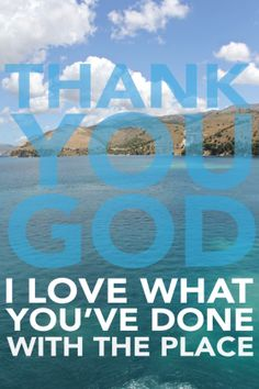 THANK YOU GOD.    I love what you've done with the place :)